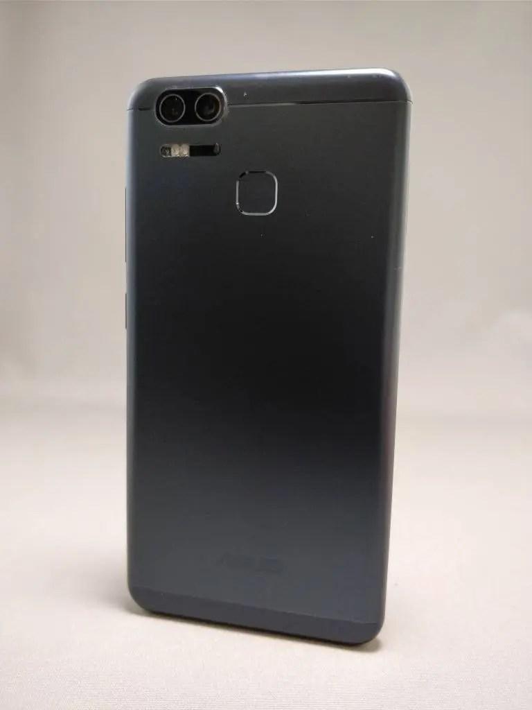 【ASUS デュアルカメラ】Zenfone Zoom S ZE553KL 開封 レビュー