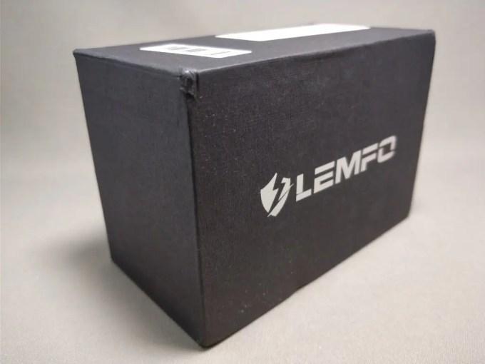 LEMFO LF17 k小箱 斜め