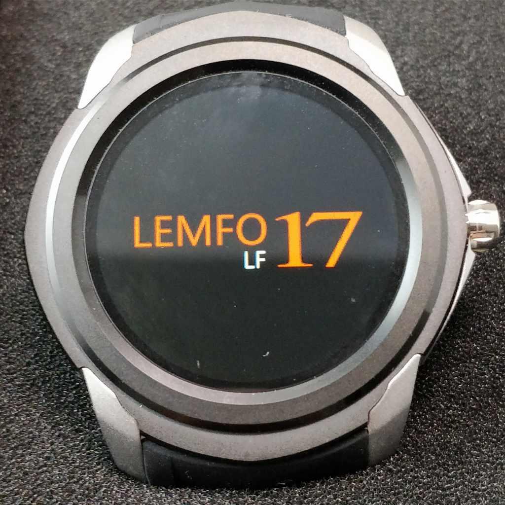 LEMFO LF17 起動 28