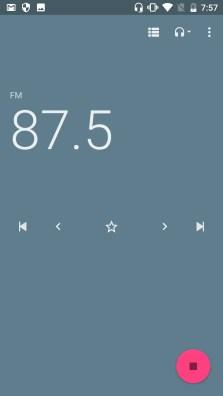 OUKITEL K10000 Pro ラジオ 87.5~