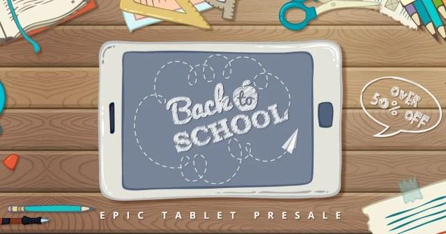 【GearBest】Back to School