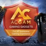 【GeekBuying】プライベート ゲーミング ブランドACGAM キャンペーン中!