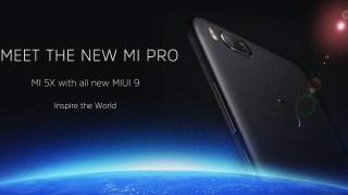 【GeekBuying】Xiaomi Mi 5X $259.99プレセール開始!MIUI9 4GB/64GB