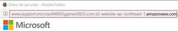 詐欺URL