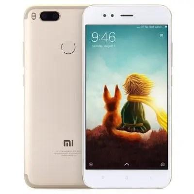 gearbest Xiaomi Mi 5X Snapdragon 625 MSM8953 2.0GHz 8コア GOLD(ゴールド)