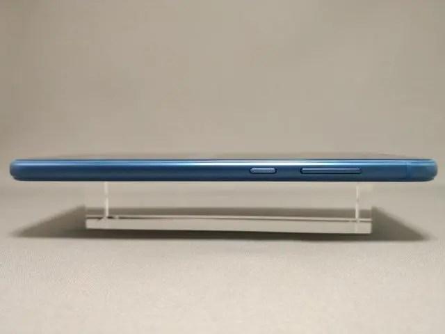 Huawei P10 Lite 側面右