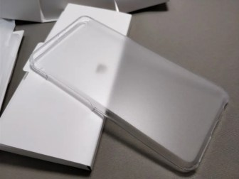 Huawei P10 Plus 化粧箱 付属品 保護ケース