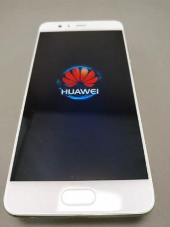 Huawei P10 Plus 起動8