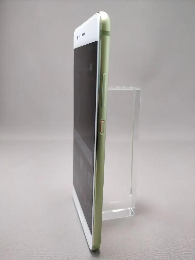 Huawei P10 Plus 表 2