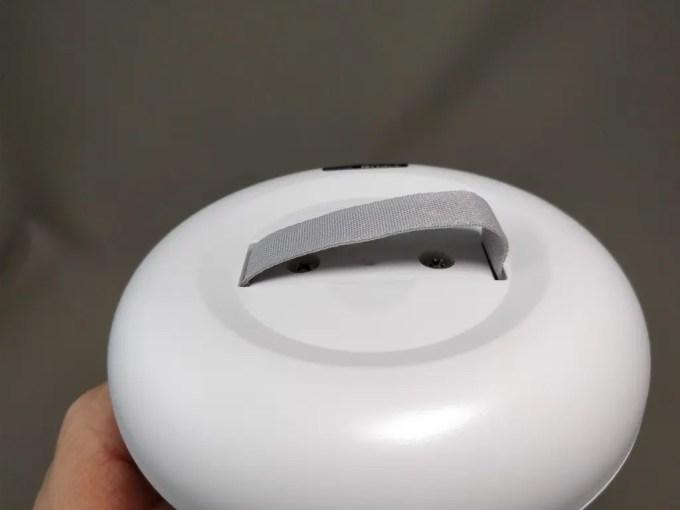 Aukey LEDデスクランプ LT-ST10 取手 収納できない