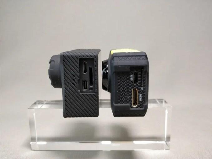 Aukeyアクションカメラと比較 5