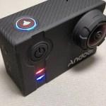 【TOMTOP】4K/30fps撮影 Andoer  AN7000 アクションカメラ 開封の儀 レビュー 100ドル切りクーポンあり♪