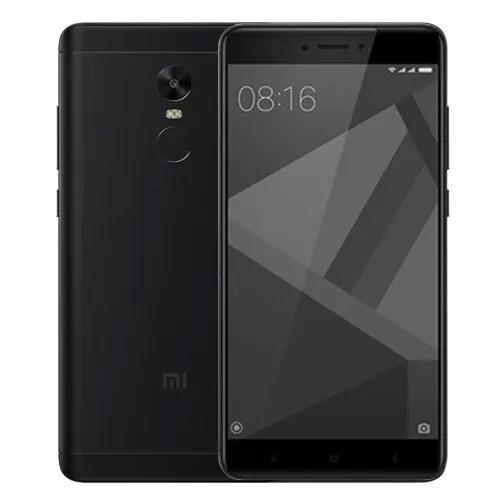 tomtop Xiaomi Redmi Note 4X Snapdragon 625 MSM8953 2.0GHz 8コア BLACK(ブラック)
