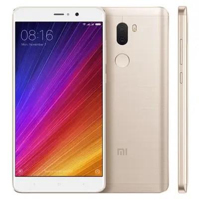 gearbest Xiaomi Mi5S Plus Snapdragon 821 MSM8996 Pro 2.35GHz 4コア GOLDEN(ゴールデン)