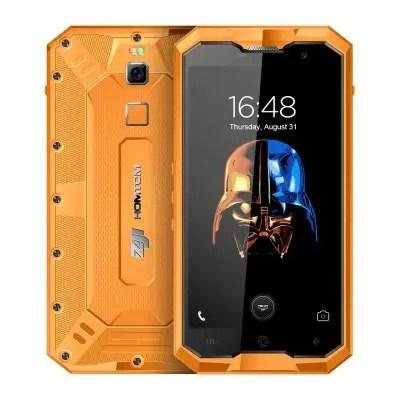 gearbest HOMTOM ZOJI Z8 MTK6750 1.5GHz 8コア ORANGE(オレンジ)