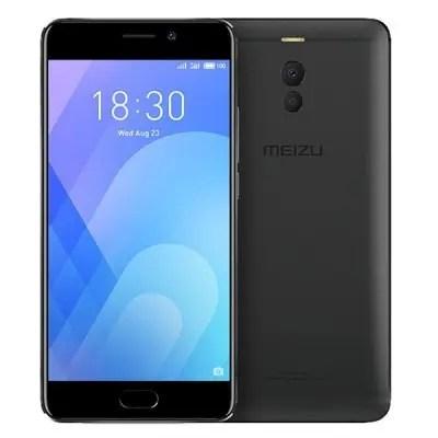 gearbest Meizu M6 Note Snapdragon 625 MSM8953 2.0GHz 8コア BLACK(ブラック)