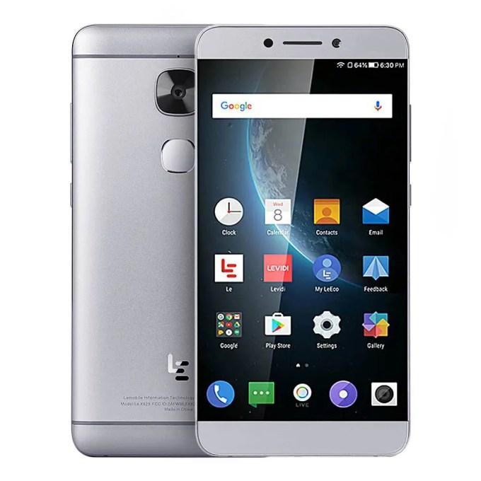 geekbuying LeTV LeEco Le Max 2 X829 Snapdragon 820 MSM8996 2.15GHz 4コア GRAY(グレイ)
