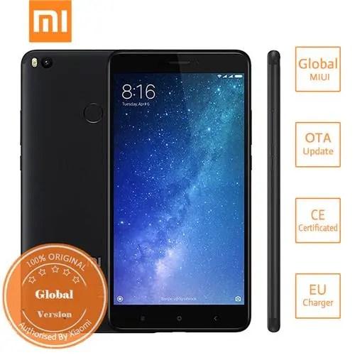 geekbuying Xiaomi Mi Max 2 Snapdragon 625 MSM8953 2.0GHz 8コア BLACK(ブラック)