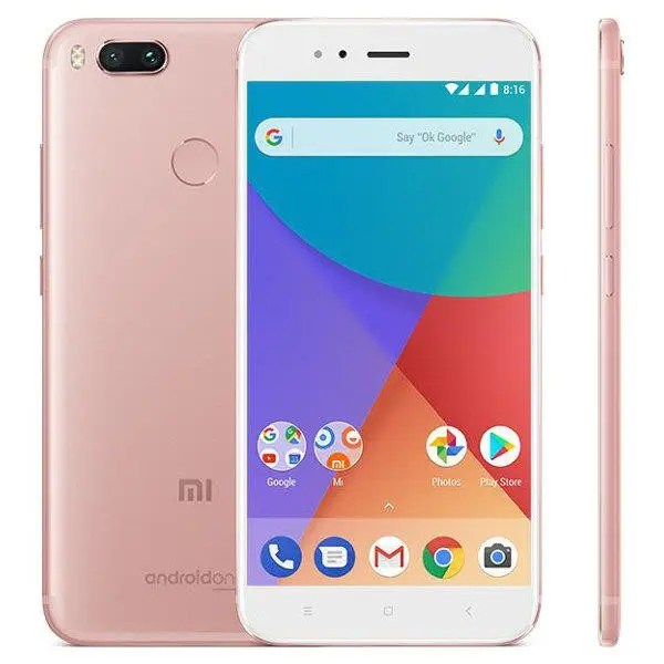 banggood Xiaomi Mi A1 Snapdragon 625 MSM8953 2.0GHz 8コア ROSE GOLD(ローズゴールド)