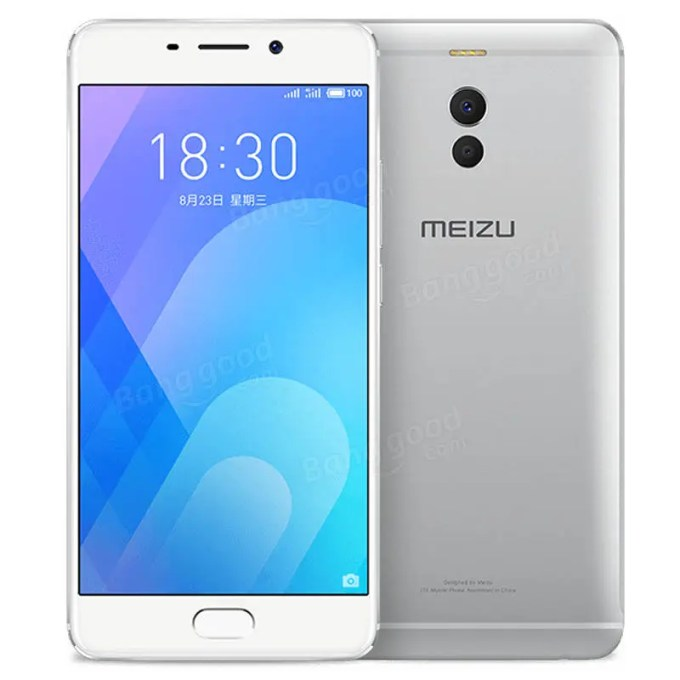 banggood Meizu M6 Note Snapdragon 625 MSM8953 2.0GHz 8コア SILVER(シルバー)
