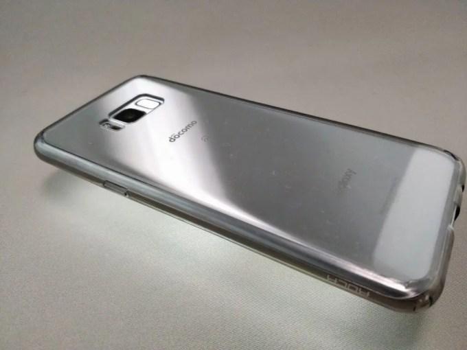 Galaxy S8+ スマホケース2