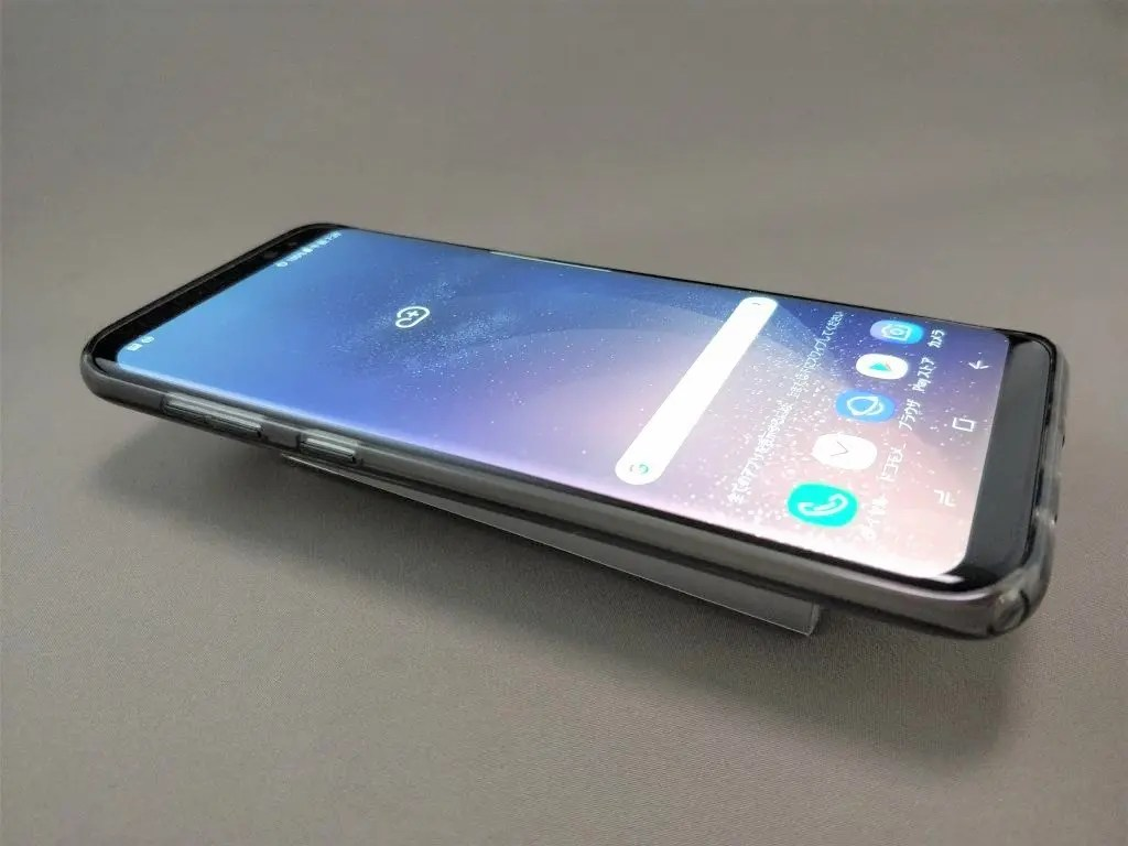 Galaxy S8+ スマホケース3