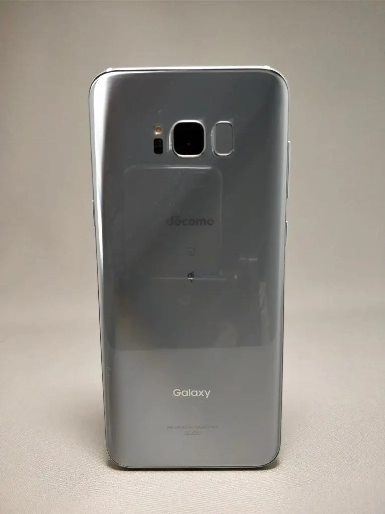 Galaxy S8+ 裏6