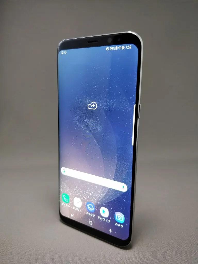 Galaxy S8+ 表面9