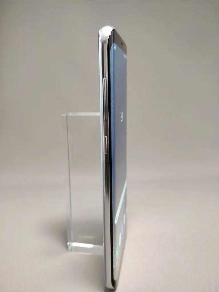 Galaxy S8+ 表面5