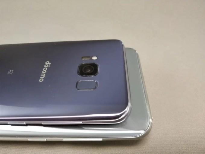 Galaxy S8 VS Galaxy S8+5