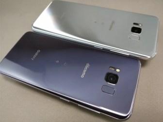 Galaxy S8 VS Galaxy S8+7
