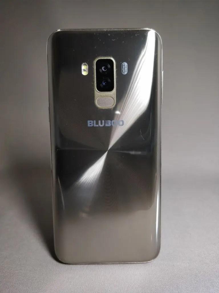BLUBOO S8 裏面6