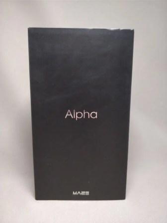 Maze Alpha 化粧箱 表