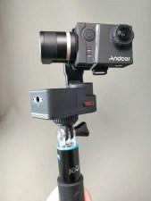 Andoer 自撮り棒 FeiyuTech WG2 1