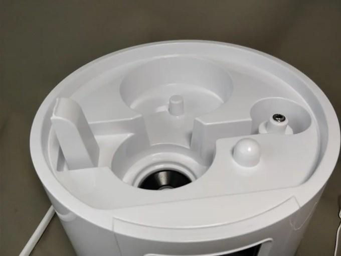 AUKEY 超音波クールミスト加湿器 UH-M1 下 水貯まる部分