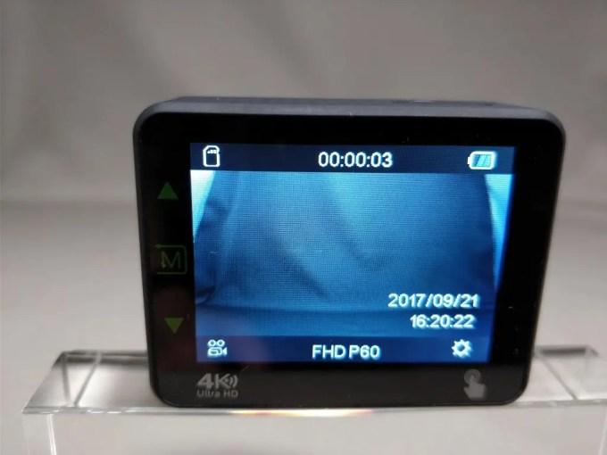Andoer 4K タッチパネル式 アクションカメラ AN1 カメラ