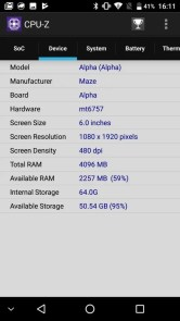 MAZE Alpha CPU-Z2