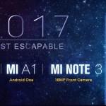 【GeekBuying】早くもXiaomi Mi MIX2・Xiaomi Mi Note3 がプレセールキャンペーン始まる♪