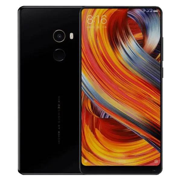 元祖2代目三方狭額縁ベゼル Xiaomi Mi MIX 2 レビュー・ベンチマーク+谷歌安装器・カメラ性能比較・Xiaomi.eu ROM焼き