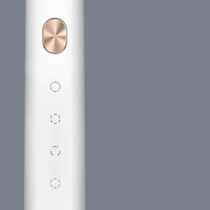 Xiaomi Soocas X3 電動歯ブラシ 商品画像 ランプ