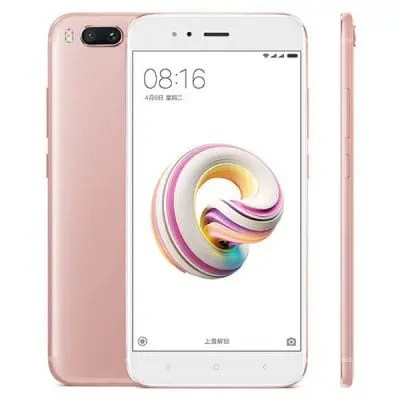 gearbest Xiaomi Mi A1 Snapdragon 625 MSM8953 2.0GHz 8コア ROSE GOLD(ローズゴールド)