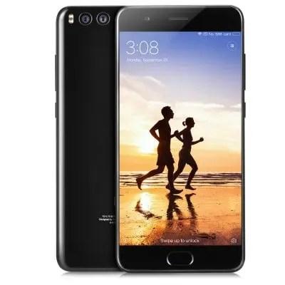 gearbest Xiaomi Mi Note 3 Snapdragon 660 MSM8956 Plus 2.2GHz 8コア BLACK(ブラック)