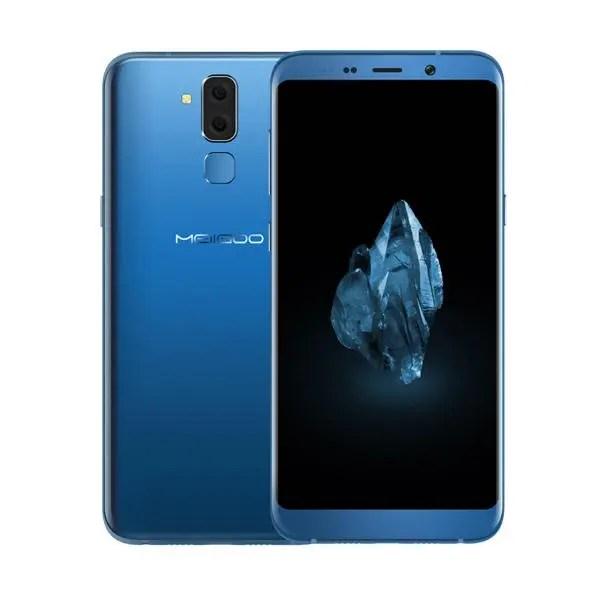 banggood MEIIGOO S8 MTK6750T 1.5GHz 8コア BLUE(ブルー)