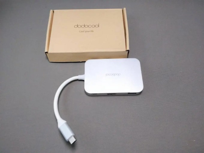 dodocool USB-C PDハブ