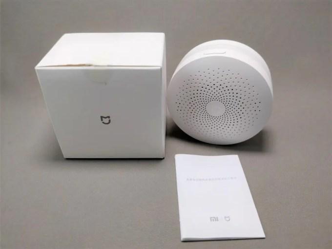 Xiaomi ホームゲートウェイ  Xiaomi Upgrade Smart Home WiFi Remote Control Multi-functional Gateway4