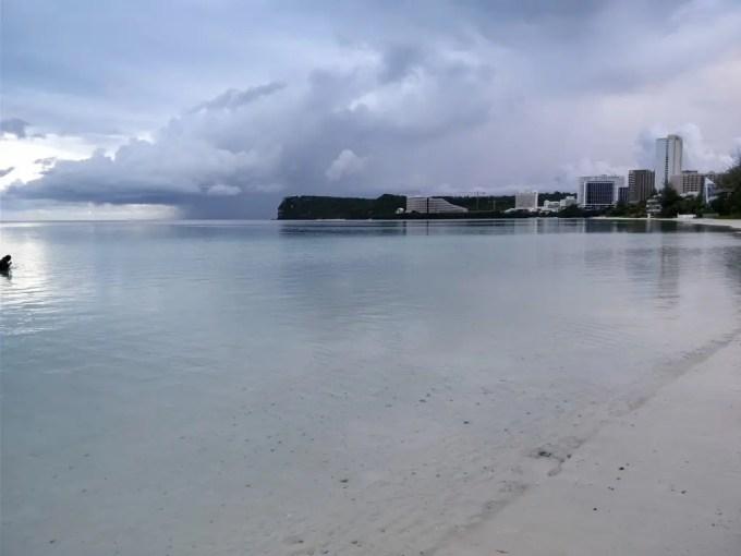 Ypao Beach 聖者の沐浴