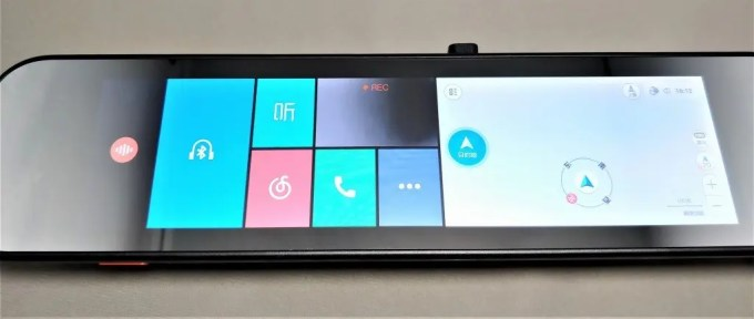 Xiaomi 70Steps スマートルームミラー デフォルト