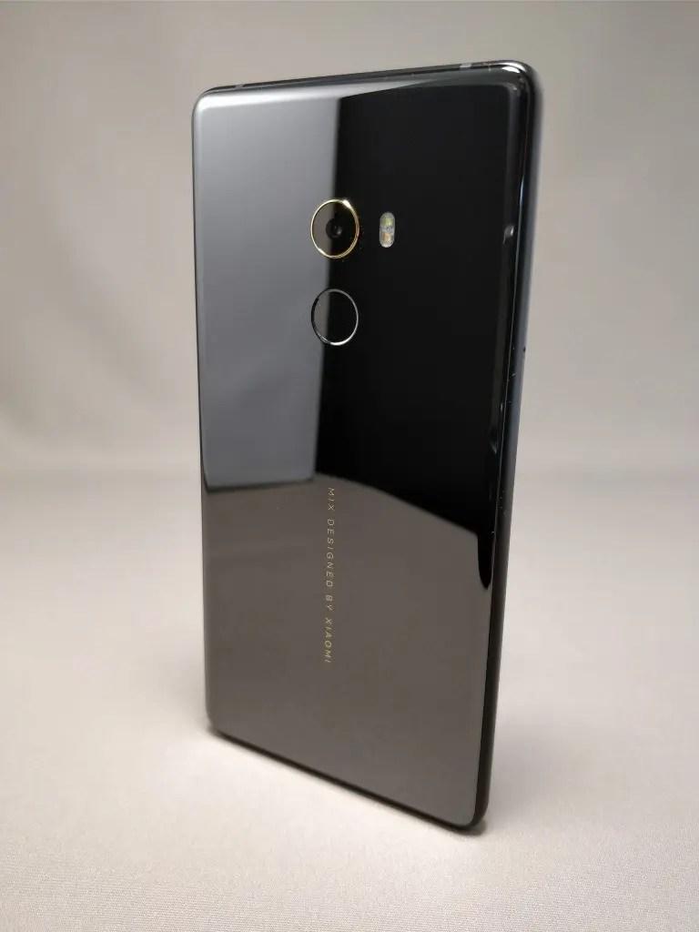 Xiaomi Mi MIX 2 裏 5