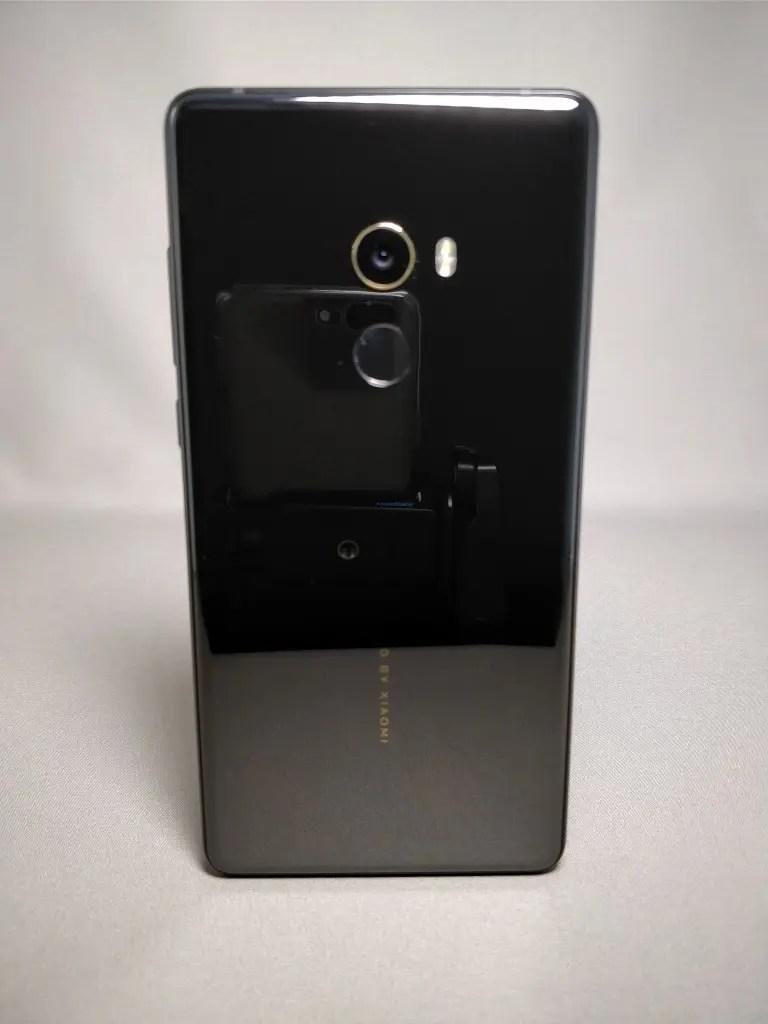 Xiaomi Mi MIX 2 裏 7