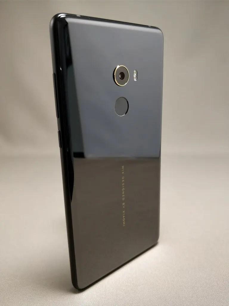 Xiaomi Mi MIX 2 裏 12